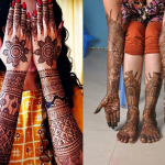 Bridal Mehndi Designs 2021