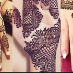 Eid Mehndi Designs 2021
