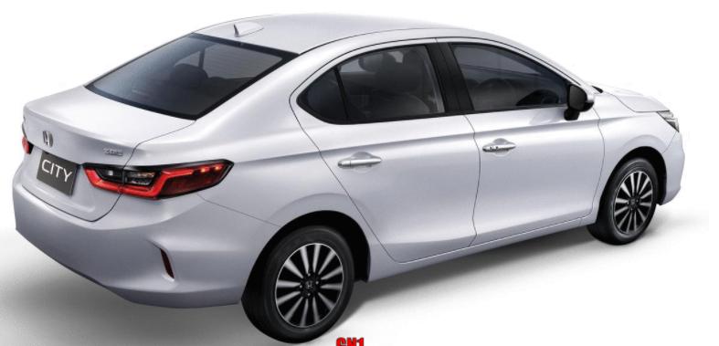 Honda city upcoming model
