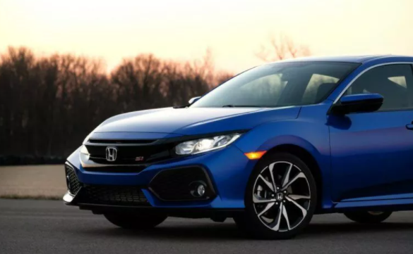 Honda civic 2021 images