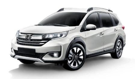 Honda BRV 2021 Look