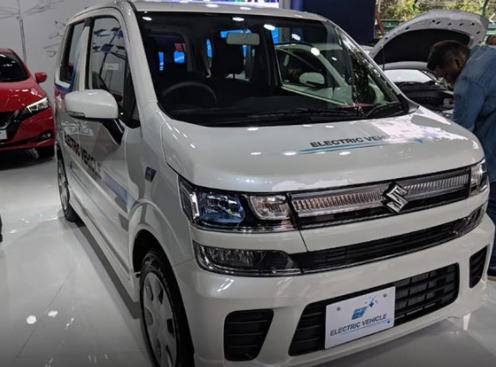 Suzuki Wagon R 2021 Look/Design/Shape