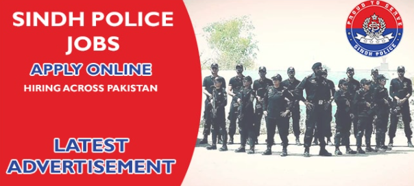 New Sindh Police Jobs 2021 and Advertisement