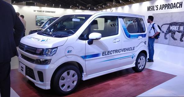 Latest Model of Suzuki Wagon R 2021 Price, Images, Specs ...