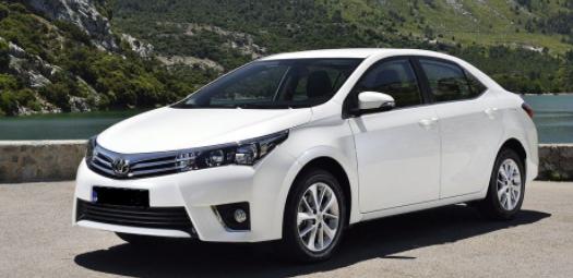 New Toyota Corolla GLI 2021 images
