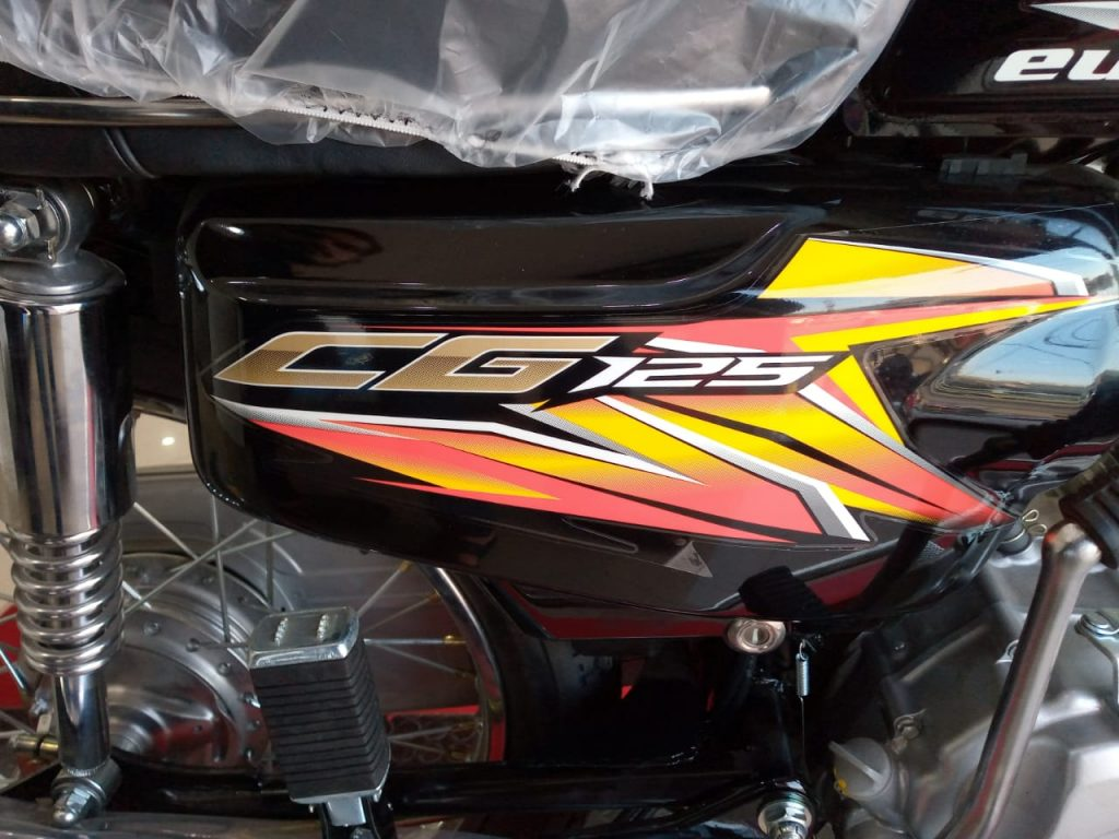 Honda CG125 2021 (2)