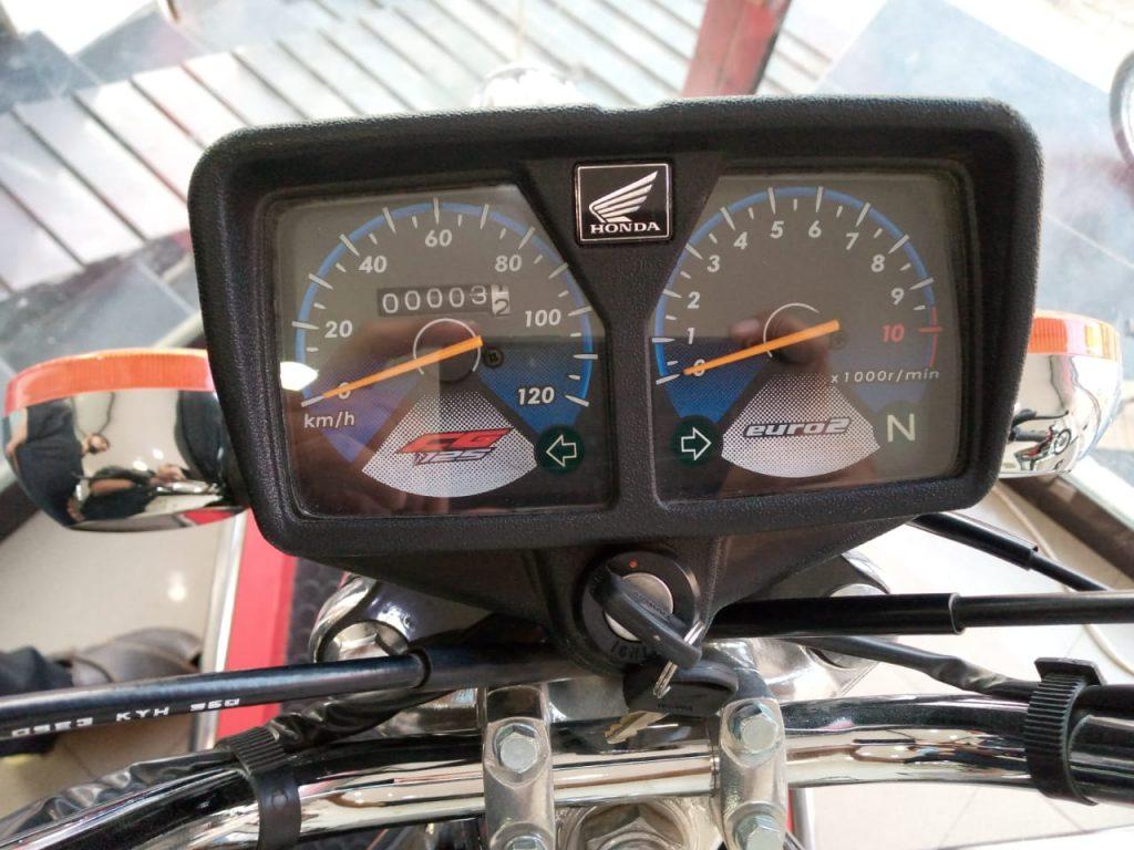 Honda CG125 2021 (6)