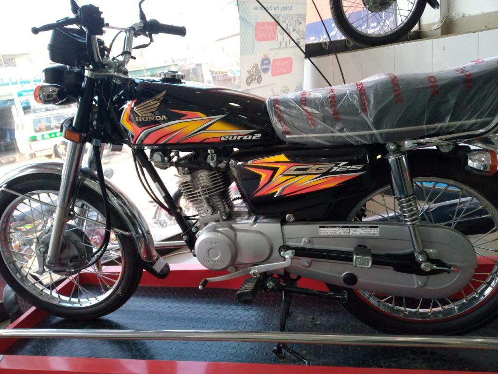 Honda CG125 2021 price in Pakistan