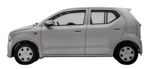 New Model Suzuki Alto 2021 side look