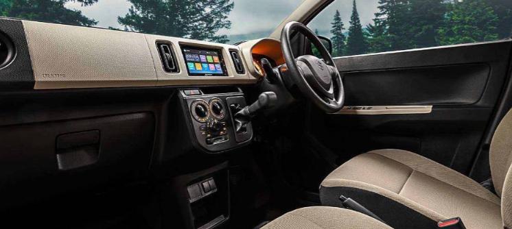 New Model Suzuki Alto 2021 Interior