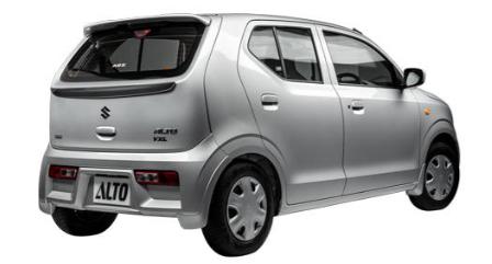 Suzuki Alto 2021 in Pakistan