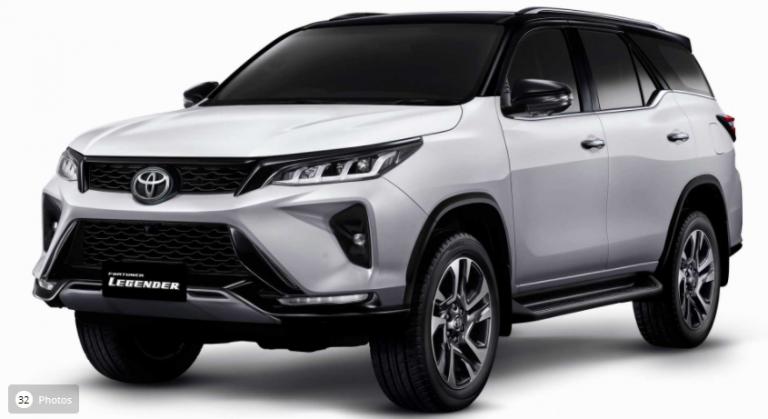Toyota Fortuner 2021 in Pakistan