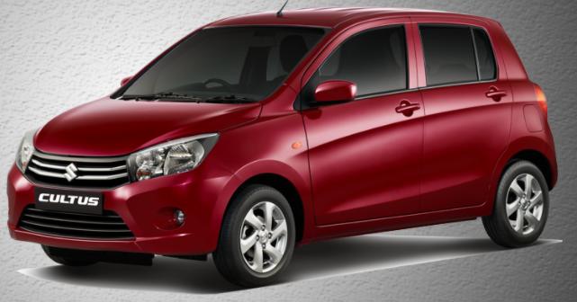 Suzuki Cultus 2021 Price in Pakistan