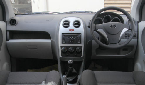 faw v2 interior