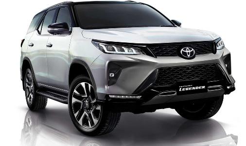 Toyota Fortuner 2021 price in pakistan