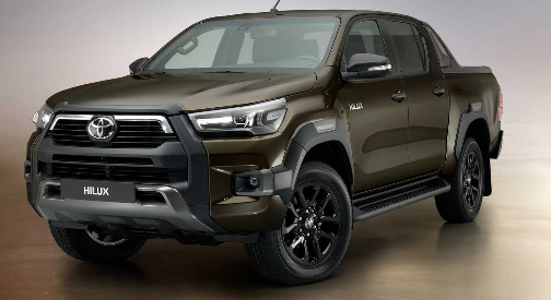 Toyota Hilux 2021 Price in Pakistan