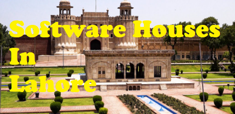 list of all software houses in lahore