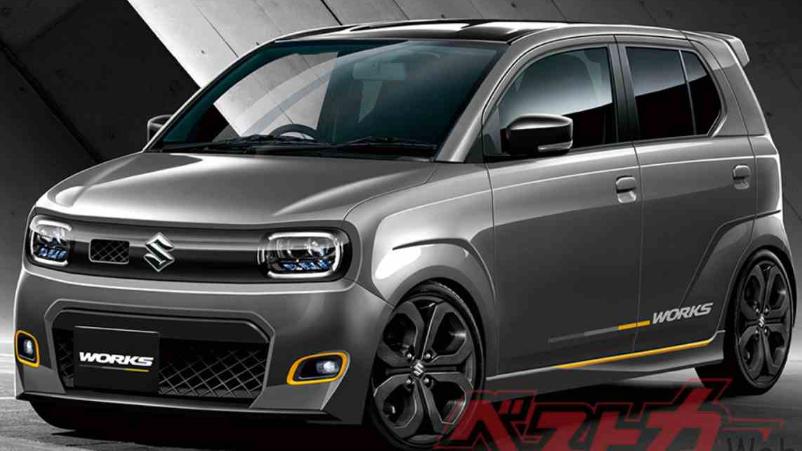 Suzuki Alto 2021 Design in Pakistan