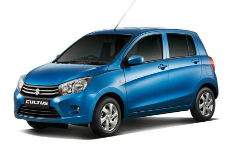 Suzuki Cultus 2021 Pictures
