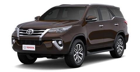 Toyota Fortuner Images 2021