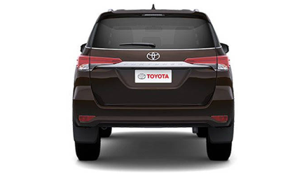 Toyota Fortuner 2021 Pictures
