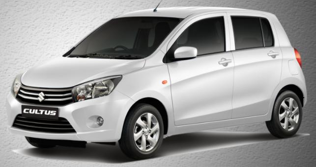 Suzuki Cultus 2021 Pictures in Pakistan
